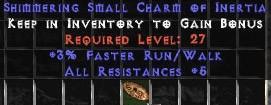 5 Resist All w/ 3% FRW SC
