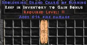 6-14 Fire Damage GC