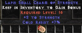 7 Resist Cold w/ 2 Str SC