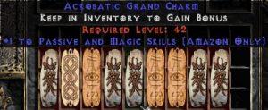 9 x Pack - Amazon Passive & Magic Skills GC (plain)