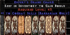 9 x Pack - Barbarian Combat Skills GC (plain)