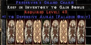 9 x Pack - Paladin Defensive Auras GC (plain)