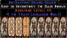 9 x Pack - Assassin Traps GC (plain)