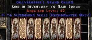 9 x Pack - Necromancer Summoning Skills GC (plain)