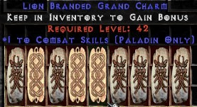 9 x Pack - Paladin Combat Skills GC (plain)