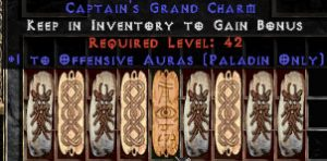 9 x Pack - Paladin Offensive Auras GC (plain)