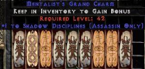 9 x Pack - Assassin Shadow Disciplines GC (plain)