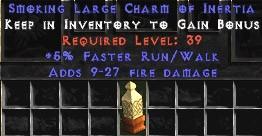 9-27 Fire Damage w/ 5% FRW LC