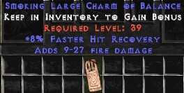 9-27 Fire Damage w/ 8% FHR LC