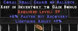9 Resist Lightning w/ 5% FHR SC
