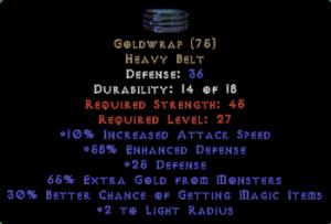 Goldwrap