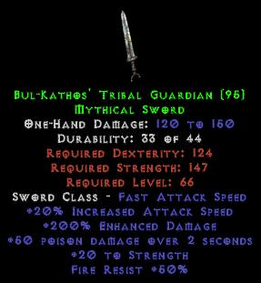 Bul-Kathos' Tribal Guardian