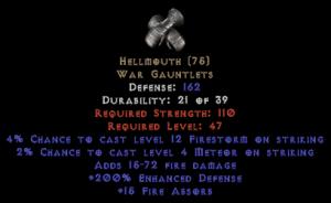 Hellmouth - 200% ED