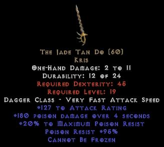 The Jade Tan Do