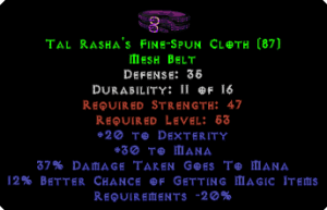 Tal Rasha's Fine-Spun Cloth