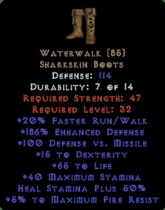 Waterwalk - 65 Life