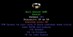Naj's Circlet