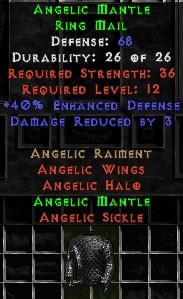 Angelic Mantle