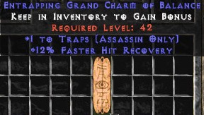 Assassin Traps w/ 12% FHR GC