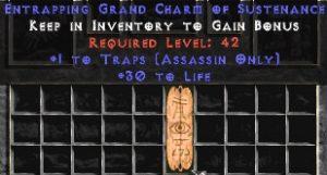 Assassin Traps w/ 30 Life GC