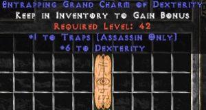 Assassin Traps w/ 6 Dex GC