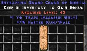 Assassin Traps w/ 7% FRW GC