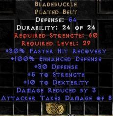 Bladebuckle