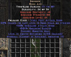Bonehew - Ethereal - 300%+ ED