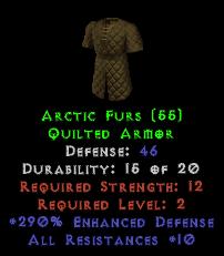 Arctic Furs