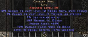 Carrion Wind - 9% LL - Perfect