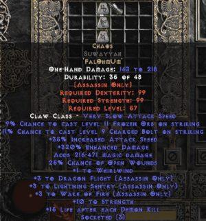 Chaos Suwayyah - 3 LS - 320-339% ED