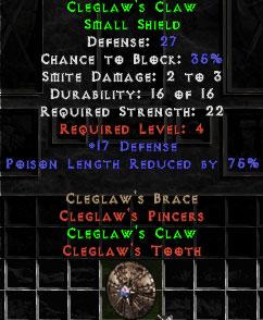 Cleglaw's Claw