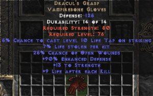 Dracul's Grasp