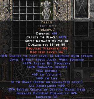 Dream Troll Nest - 15-19 Res