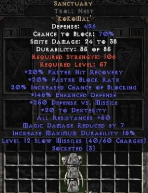 Sanctuary Troll Nest - 50-59 Res