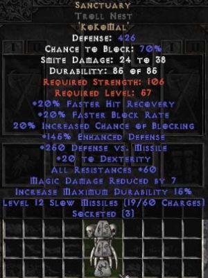 Sanctuary Troll Nest - 60-69 Res