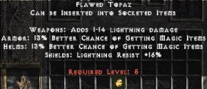 Flawed Topaz