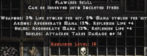 Flawless Skull