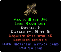 Arctic Mitts