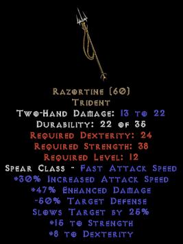 Razortine
