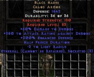 Black Hades - Ethereal