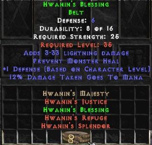 Hwanin's Blessing