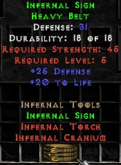Infernal Sign