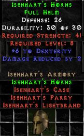 Isenhart's Horns