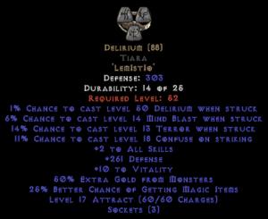 Delirium Tiara