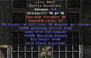 Lava Gout