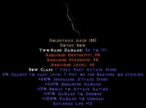 Goldstrike Arch