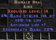 Manald Heal - 4-6% ML