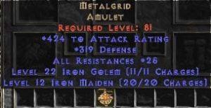 Metalgrid 25-29 Resist All