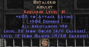 Metalgrid +35 Resist All